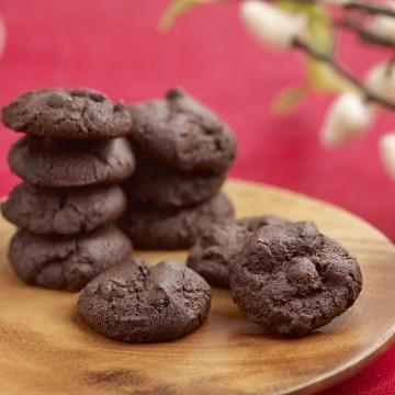 Belgian Chocolate Cookies