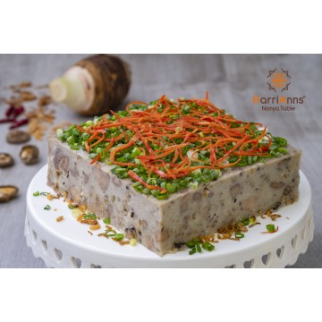 Grandma's Traditional Yam Cake