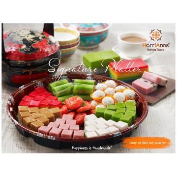 Kueh Platters