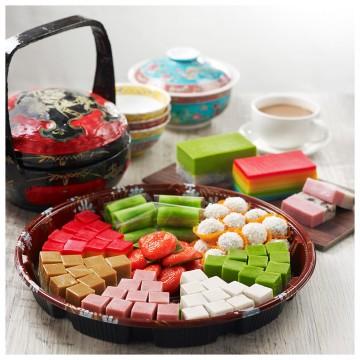 Nonya Kueh Platter