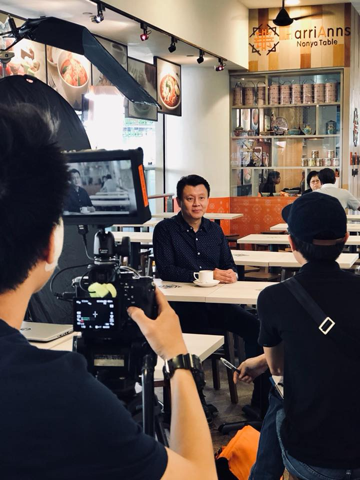 4 Sept 2018 Video Interview in collaboration with Keppel